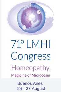 ° Congresso Mondiale della Liga Medicorum Homoeopathica Internationalis
