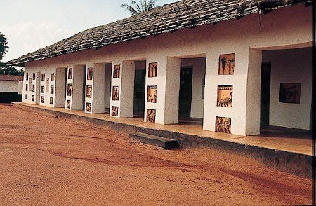 Palazzo del regno di Hogbonou