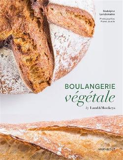 Il libro Boulangerie-vegetale di Rodolphe Landemaine