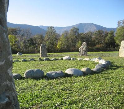 Il Cerchio di Pietre di Dreamland, Piemonte
