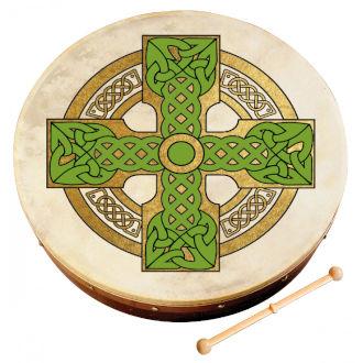 Il Bodhran, il tamburo sciamanico dei Nativi europei