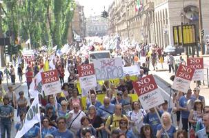 Torino dice No allo Zoo